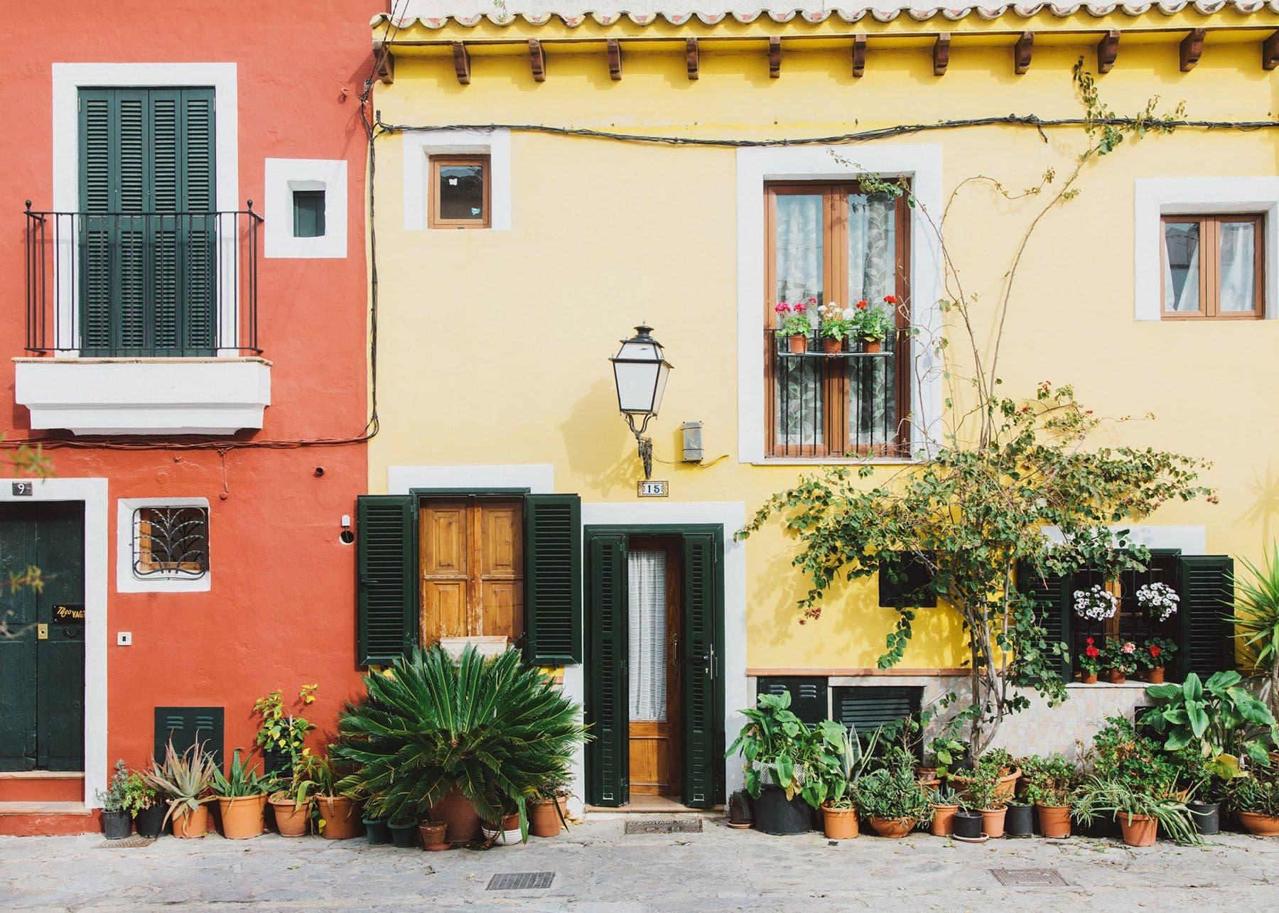 Barrio de Santa Catalina Palma